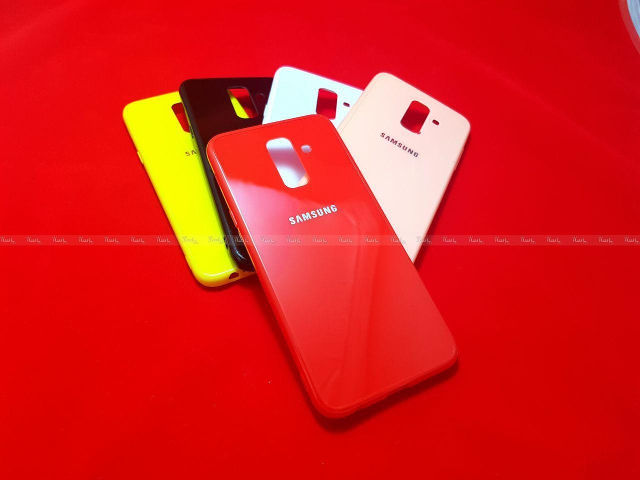 قاب پشت گلس Glass Case Samsung Galaxy J6-تصویر اصلی