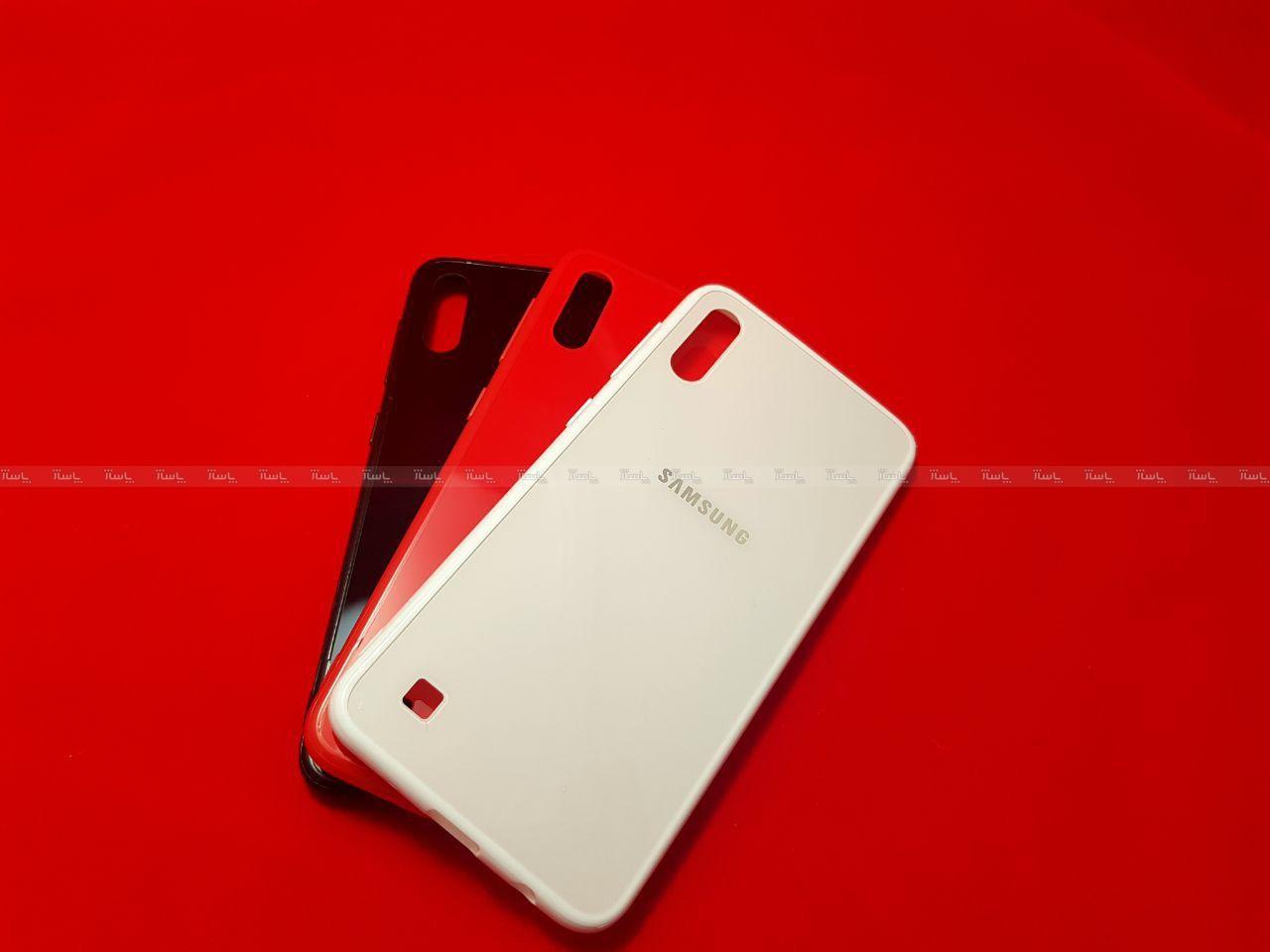 قاب پشت گلس Glass Case Samsung Galaxy M10-تصویر اصلی