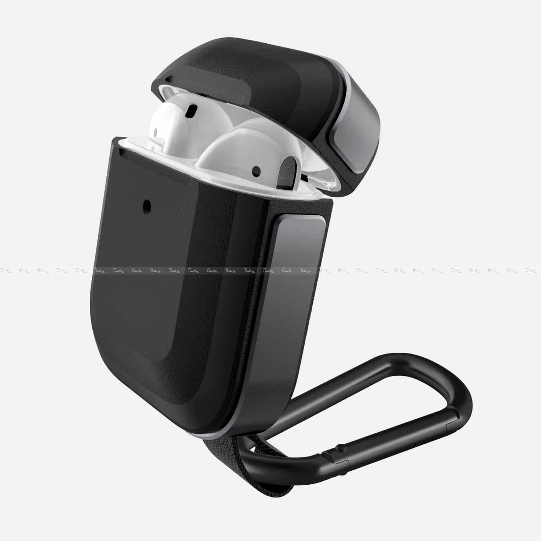محافظ ایرپاد ایکس دوریا Apple Airpods Defense Trek Black-تصویر اصلی