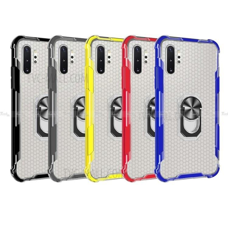 گارد محافظ شفاف استنددار Keysion case Samsung S10plus-تصویر اصلی