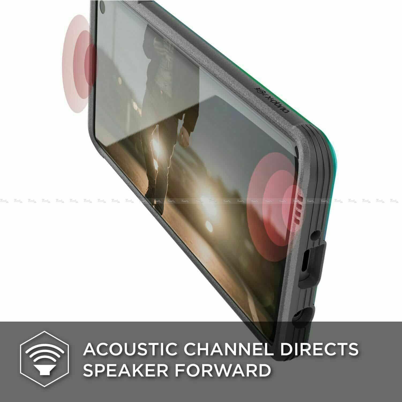 کاور ایکس دوریا چرم مدل Defense LUX مناسب برای گوشی موبایل سامسونگ Samsung Galaxy Note 10Plus-تصویر اصلی