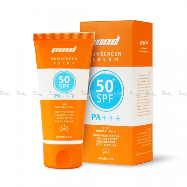 ضدآفتاب مناسپ پوست نرمال spf50-تصویر اصلی