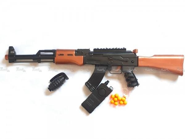 تفنگ اسباب بازی کلاشینکف-تصویر اصلی