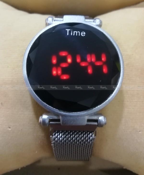 ساعت مگنتی ال ای دی شیک-تصویر اصلی