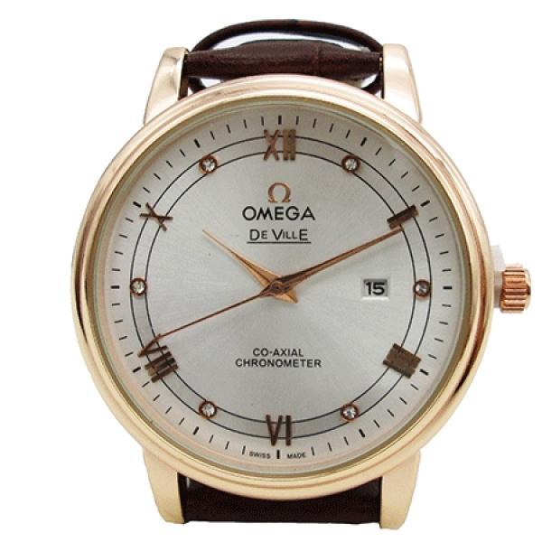 ساعت عقربهای مردانه OMEGA-تصویر اصلی
