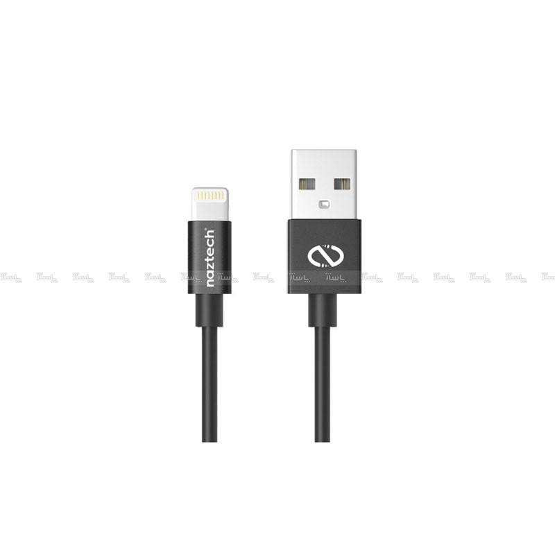 کابل تبدیل USB به Lightning نزتک مدل MFI TPE Durable-تصویر اصلی