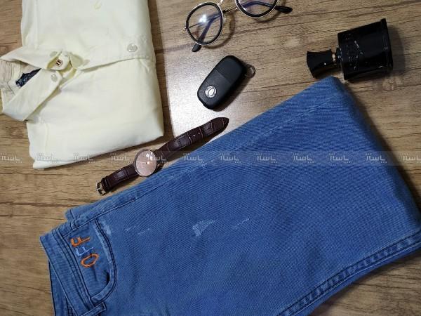پیراهن استین کوتاه مردانه-تصویر اصلی