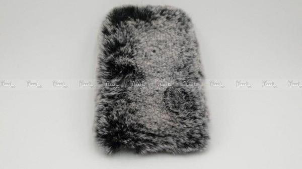 قاب آیفون 8 پشمی نقره ای-تصویر اصلی