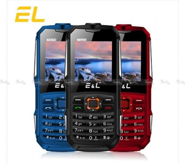 گوشی ضد آب e&l مدل K6900-تصویر اصلی