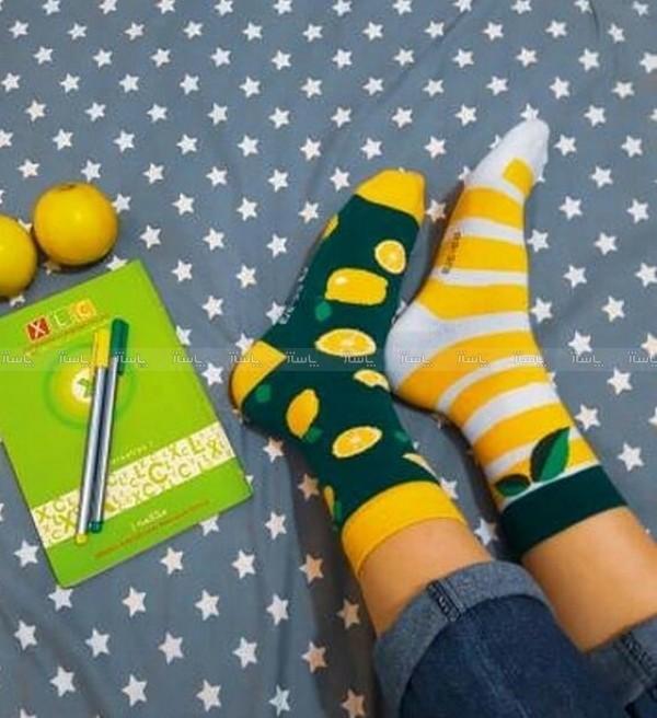 جوراب تا به تا طرح لیموو-تصویر اصلی