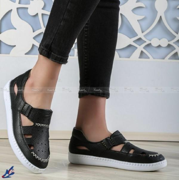 کفش چرم تابستانی-تصویر اصلی