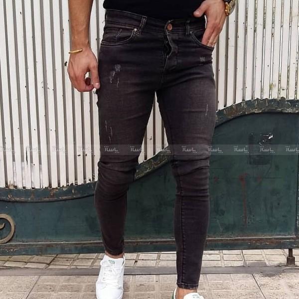 شلوار جین زغالی-تصویر اصلی