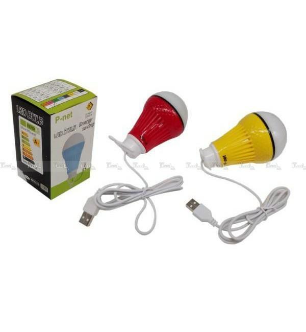 لامپ LED (USB)-تصویر اصلی