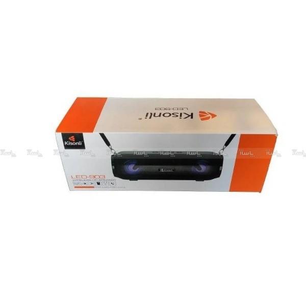اسپیکر بلوتوثی قابل حمل کیسونلی مدل LED-903-تصویر اصلی