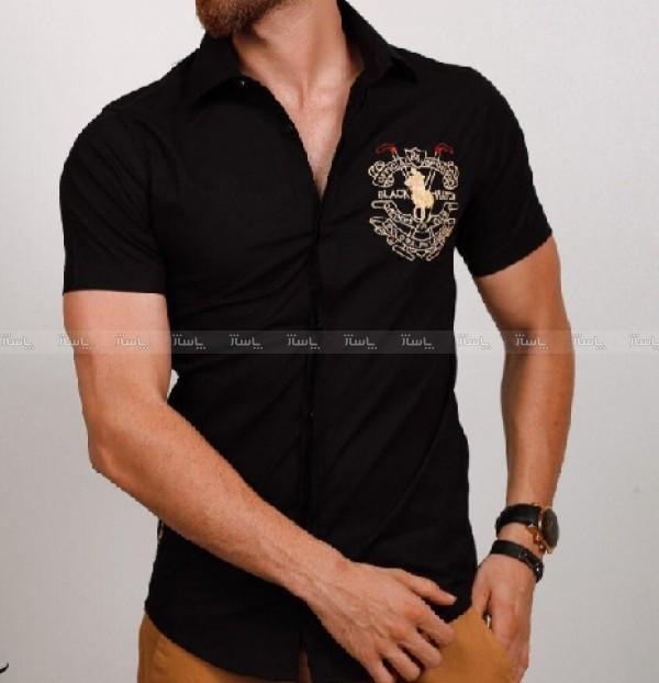پیراهن مشکی پولو-تصویر اصلی