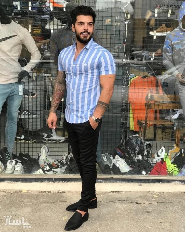 پیراهن نخ پنبه-تصویر اصلی