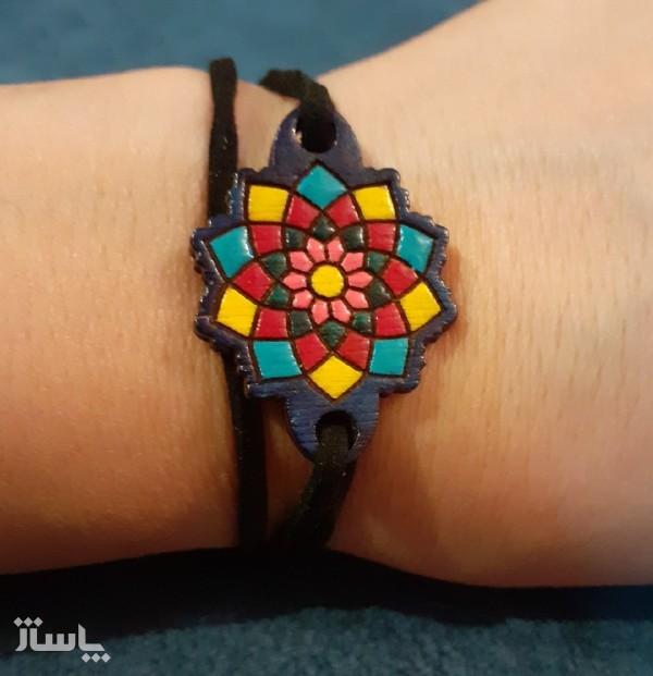 دستبند چوبی-تصویر اصلی