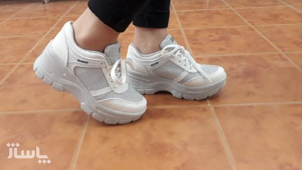 کفش کتانی زنانه اسپرت-تصویر اصلی