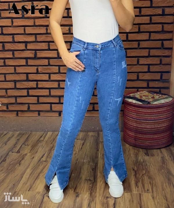 شلوار جین زنانه-تصویر اصلی