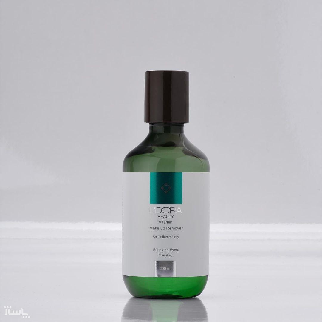 محلول آرایش پاک کن دوفاز لدورا-تصویر اصلی