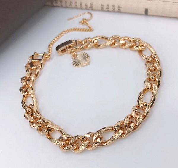 دستبند طرح طلای کارتیه-تصویر اصلی