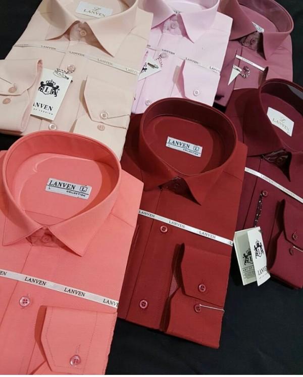 پیراهن مردانه کلاسیک-تصویر اصلی