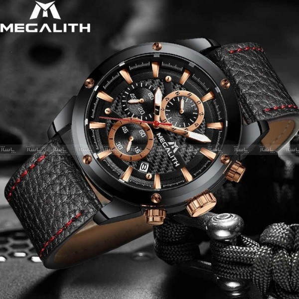 ساعت مردانه Megalith Chornograph-تصویر اصلی