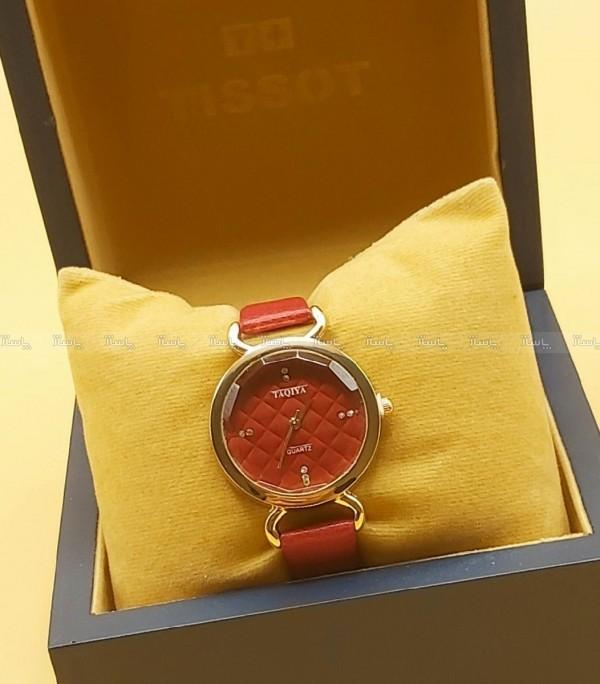 ساعت زنانه شیک قرمز تاکیا-تصویر اصلی