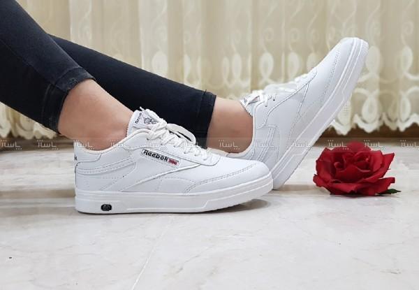کفش کتانی ریبوک کلاسیک سفید-تصویر اصلی