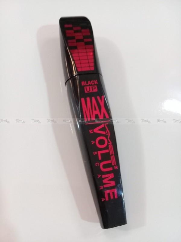 ریمل حجم دهنده و ضدآب بلک آپ مکس BLACK UP MAX-تصویر اصلی
