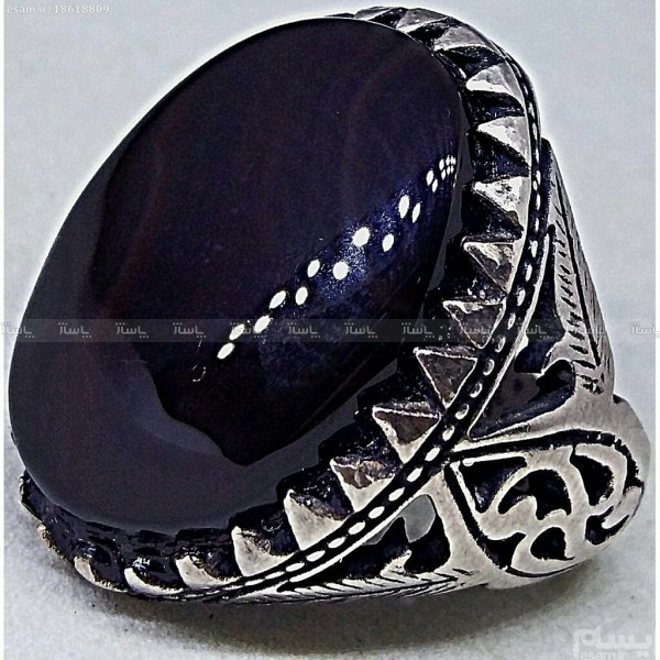 انگشتر سلطنتی شفت العبد یمانی-تصویر اصلی