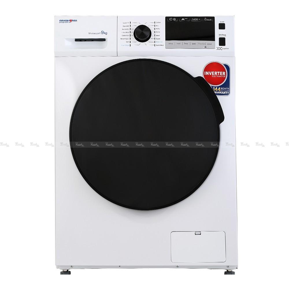 ماشین لباسشویی پاکشوما مدل TFI-93402WT-تصویر اصلی