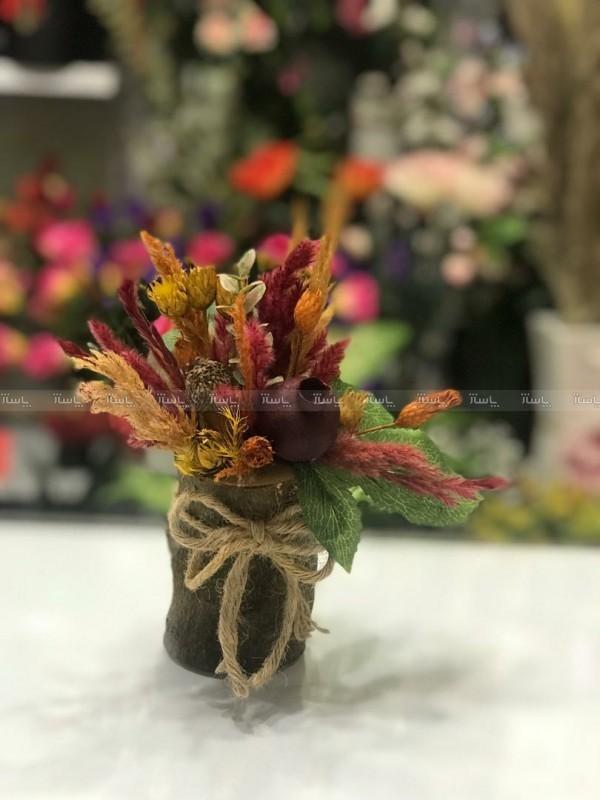 گلدان چوبی-تصویر اصلی