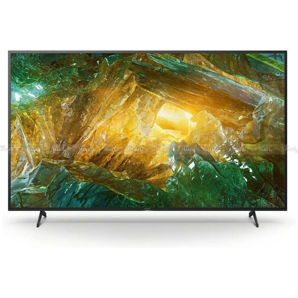 تلویزیون 55 اینچ 4K سونی مدل X8000H-تصویر اصلی
