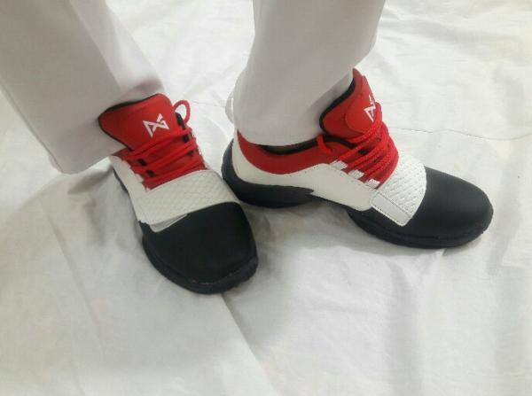 کفش nike مدل finto سه رنگ-تصویر اصلی