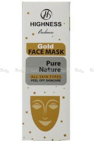 ماسک طلا هاینس-تصویر اصلی