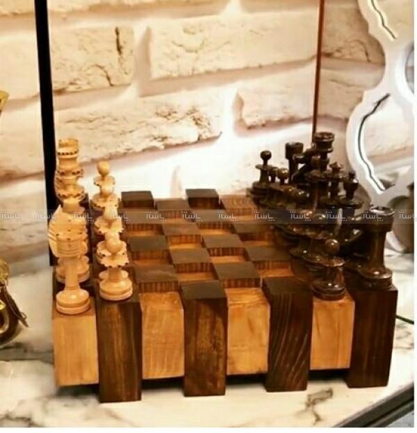 شطرنج چوبی-تصویر اصلی