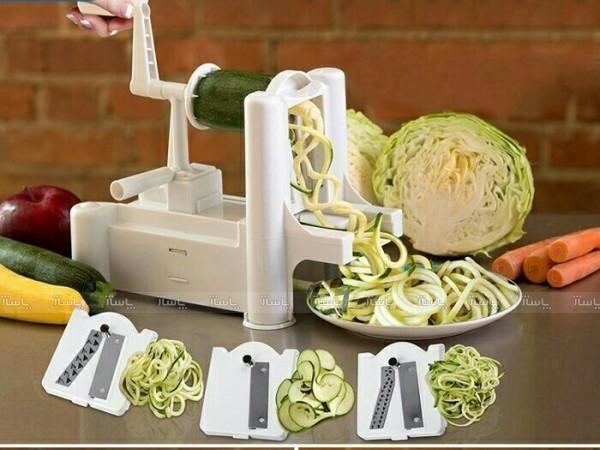 اسلایسر سبزیجات اسپیرال-تصویر اصلی
