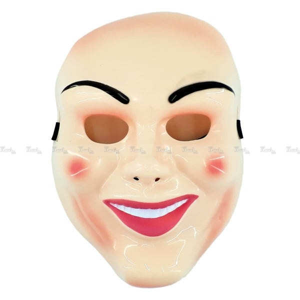 ماسک طرح چهره گرید-تصویر اصلی