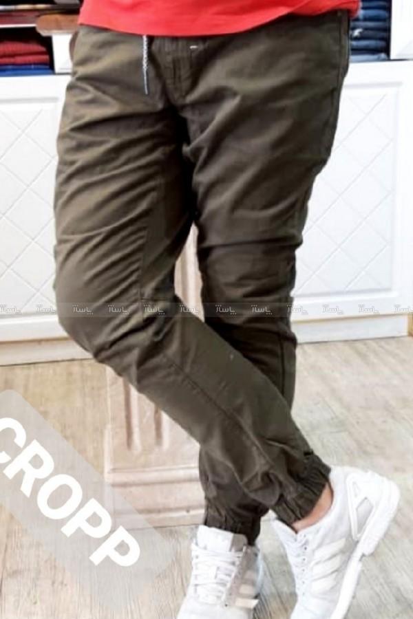شلوار  کتان  کمر کش دمپا کش مردانه زنانه-تصویر اصلی