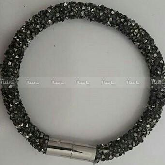 گردنبند و دستبند و گوشواره سوارسکی-تصویر اصلی