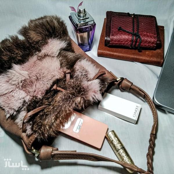 کیف چرم دوشی خاص (شگلی)-تصویر اصلی