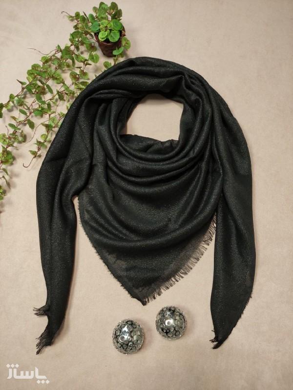 روسری نخی لمه شنی-تصویر اصلی