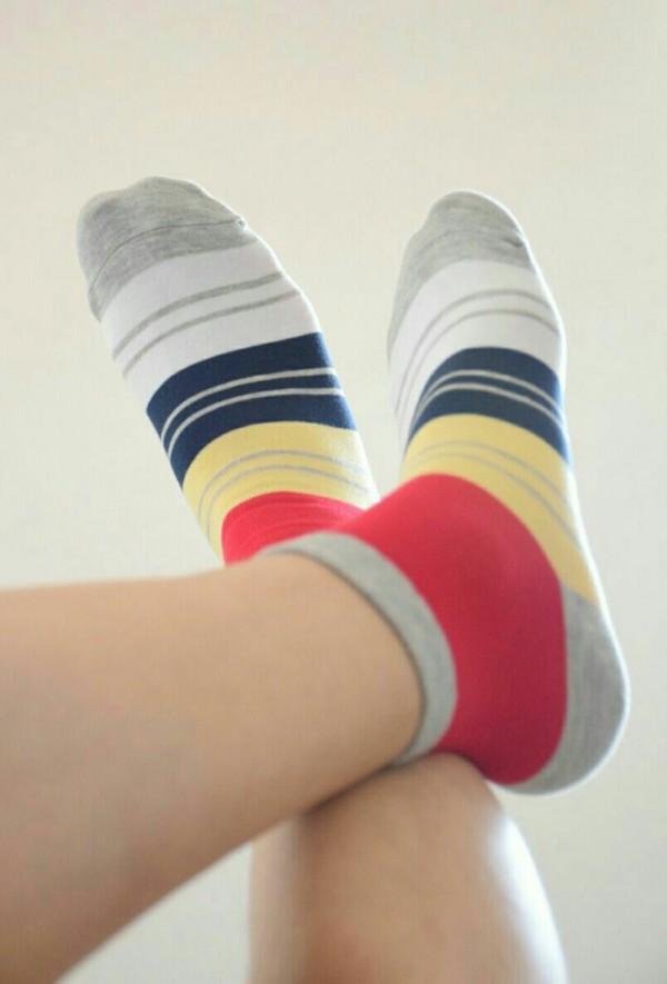 جوراب اسپرت نیم ساق-تصویر اصلی
