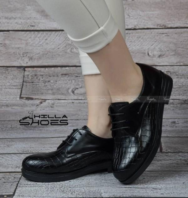 کفش کالج طرح دار بندی-تصویر اصلی
