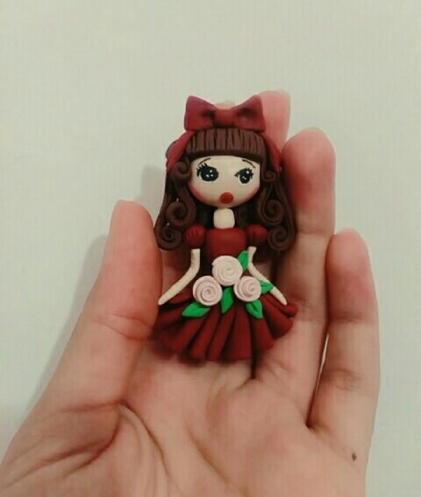 عروسک فانتزی و خمیری-تصویر اصلی