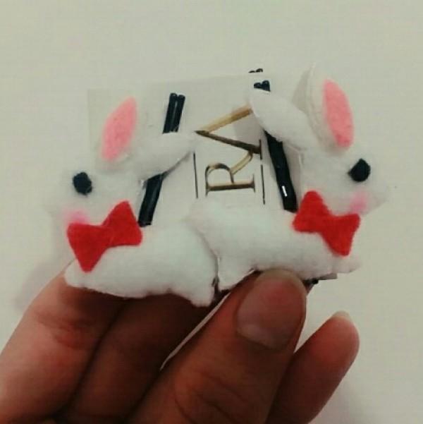 گیره ی مو خرگوشی-تصویر اصلی