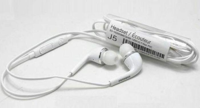 هندزفری سامسونگ مدل SAMSUNG EO-H3303WE J5-تصویر اصلی