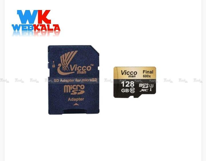 کارت حافظه microSDXC ویکومن مدل Final 600x plus کلاس 10 استاندارد UHS--تصویر اصلی