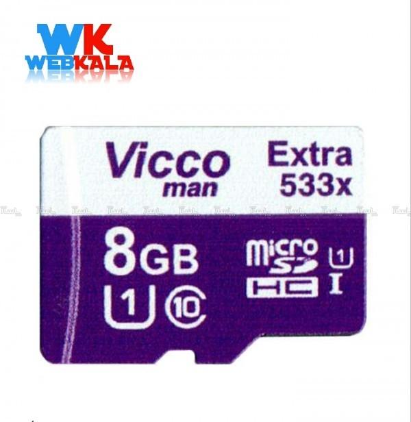 کارت حافظه microSDHC ویکو من مدل Extre 533X کلاس 10 استاندارد UHS-I U1-تصویر اصلی